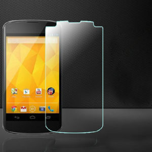 LG E960 Nexus 4 üvegfólia